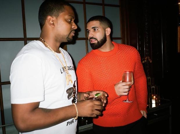 Drake Birthday 3