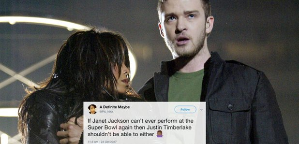 Janet Jackson Fans Are Furious That Justin Timberlake Is ...