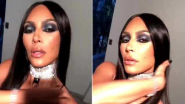 Kim Kardashian Apologises After Fans Call Her Halloween Costume