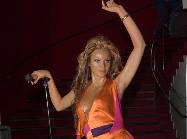 Beyonce Waxwork