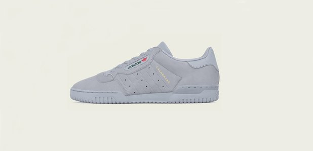 Adidas Yeezy Powerphase 'Grey': What They Cost And Where To