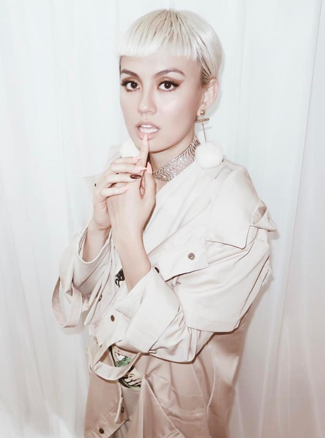 Agnez Mo Instagram View Does