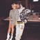 Image 2: Chris Brown Agnez Mo