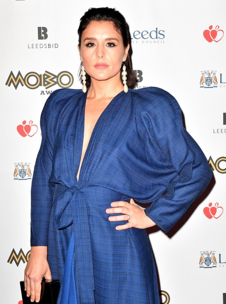 Jessie Ware attends the MOBO Awards