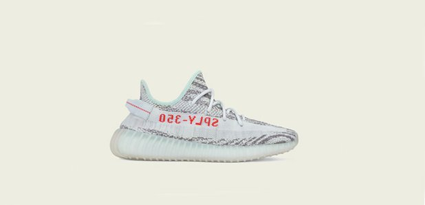 3e132eef433a7 Adidas Yeezy Boost 350 V2  Blue Tint   What They Cost And Where To ...