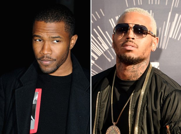 Frank Ocean vs. Chris Brown