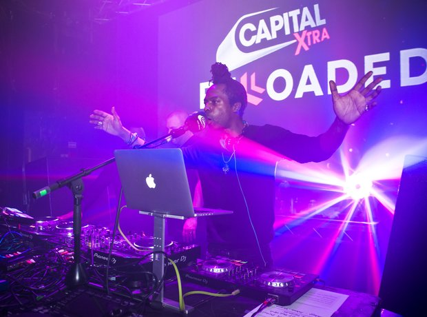 Capital XTRA Reloaded Live December 2017