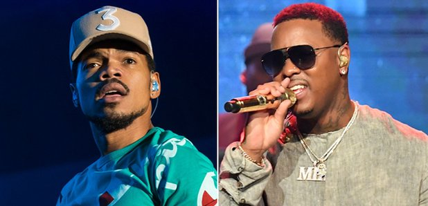 Merry Christmas Lil Mama.Chance The Rapper Jeremih Drop Deluxe Christmas Mixtape