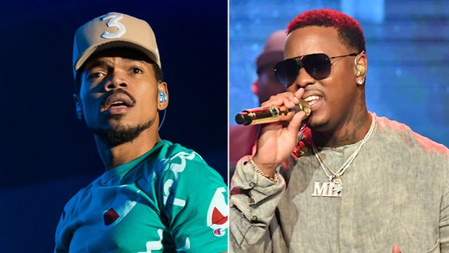 chance the rapper jeremih drop deluxe christmas mixtape 39 merry christmas lil 39 capital xtra. Black Bedroom Furniture Sets. Home Design Ideas