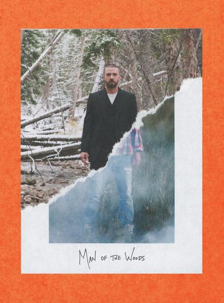 Justin Timberlake 'Man Of The Woods' cover art