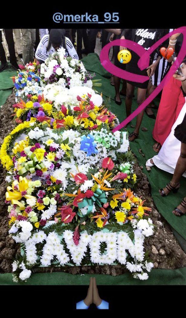 Rihanna Funeral Message Instagram