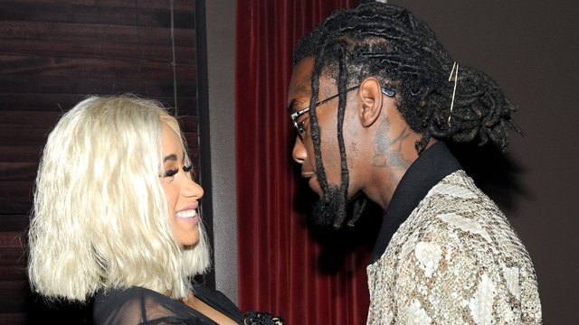 Offset Gets Cardi B Tattoo On His Neck Amid Cheating