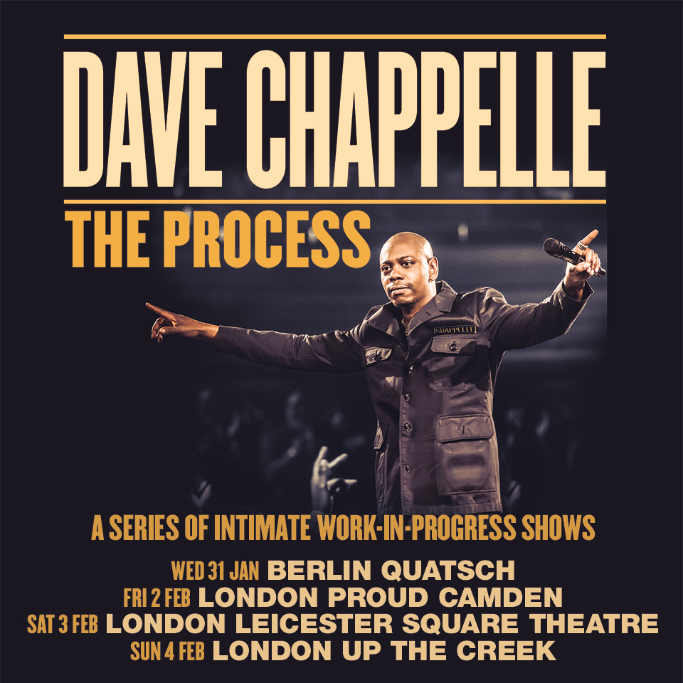 Dave Chapelle The Process