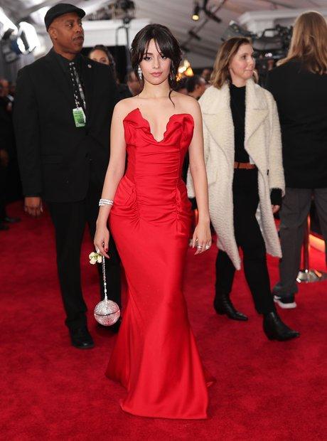 Camila Cabello Grammy Awards 2018