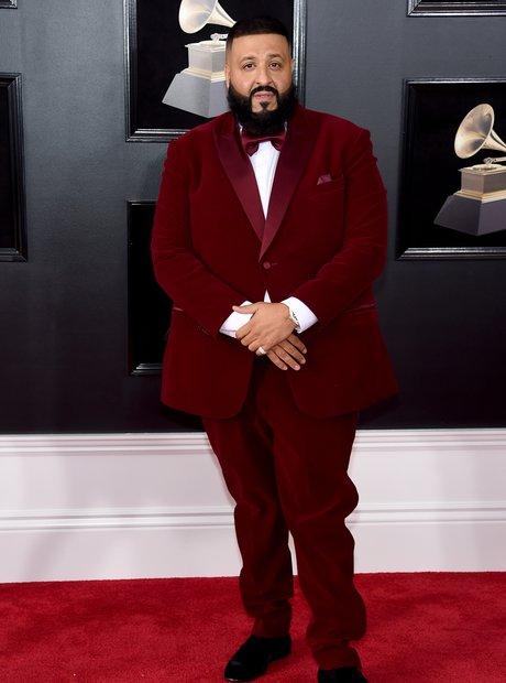 DJ Khaled Grammys 2018