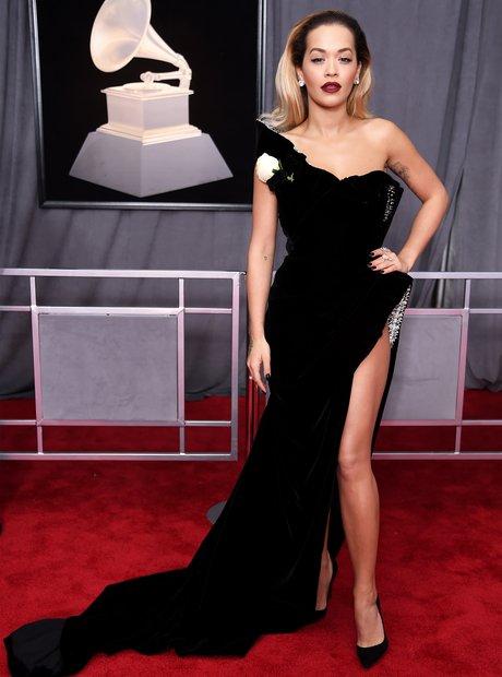 Rita Ora Grammys 2018