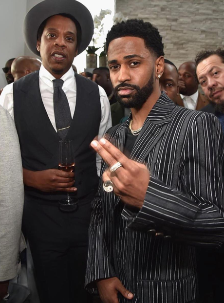 JAY-Z Big Sean