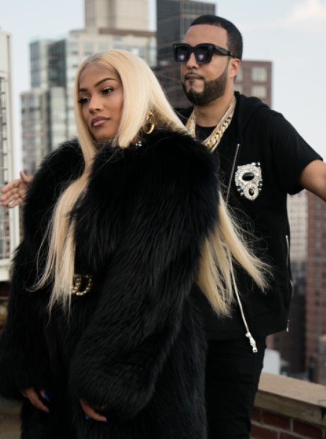 Stefflon Don French Montana