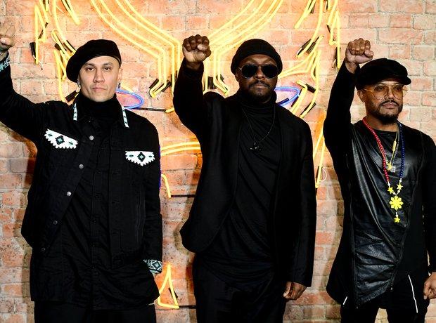 Black Panther European Premiere - Black Eyed Peas