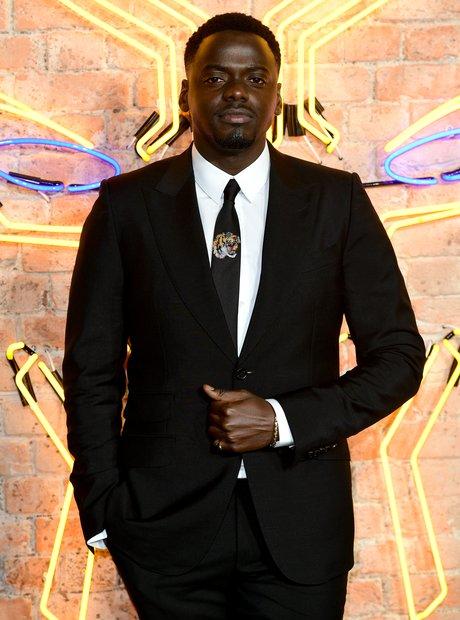 Black Panther European Premiere - Daniel Kaluuya