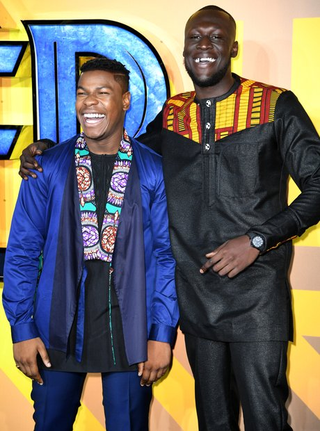 Black Panther European Premiere - John Boyega and