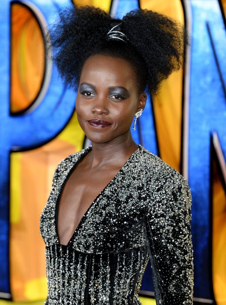 Black Panther European Premiere - Lupita Nyongo'o