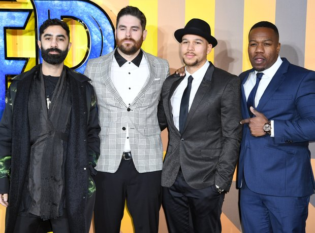 Black Panther European Premiere - Rudimental