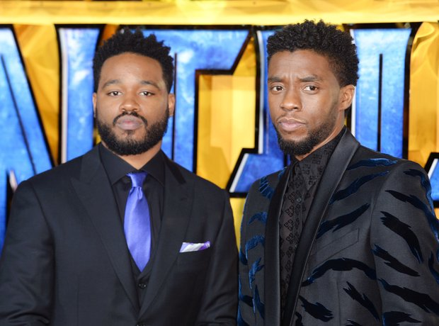 Black Panther European Premiere - Ryan Coogler and