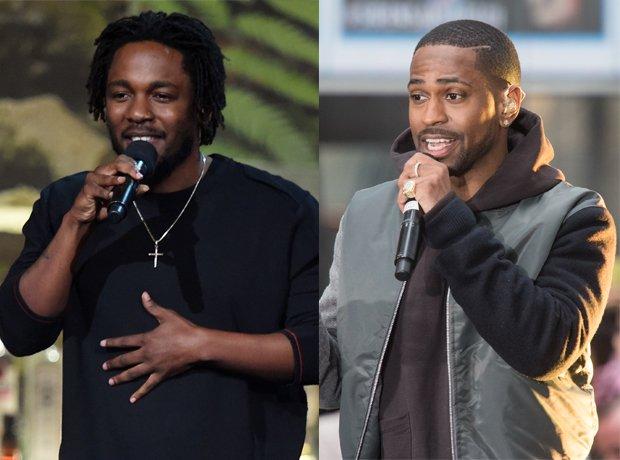 Kendrick Lamar Big Sean