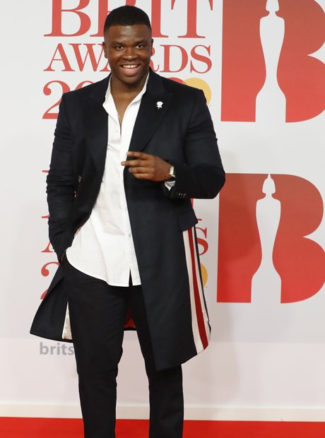 Michael Dapaah BRIT Awards 2018