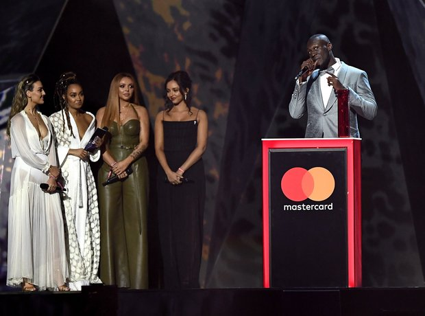 Stormzy Best Male BRIT Awards 2018