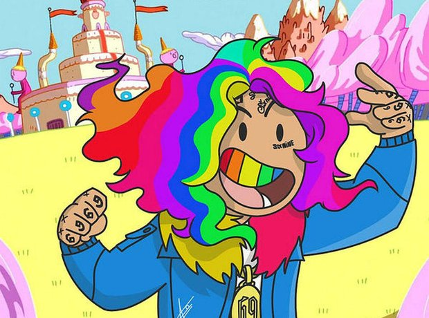 Tekashi 6ix9ine mixtape 'Day69'