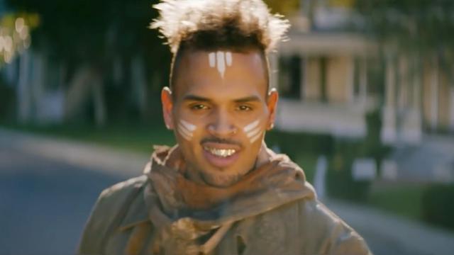 Watch Chris Brown's Stunning 'Tempo' Music Video - Capital ...