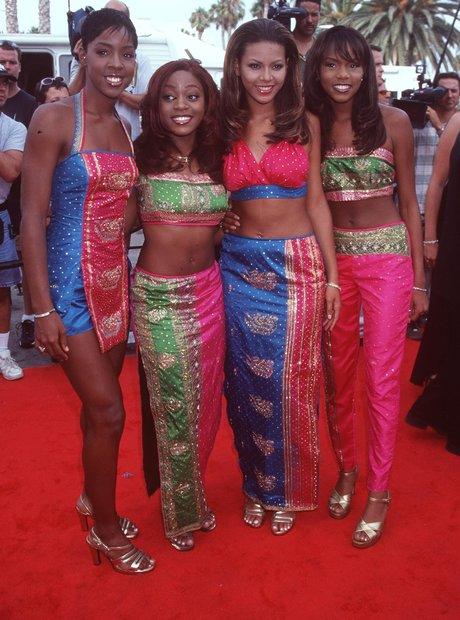 Destiny's Child Red Carpet 1998