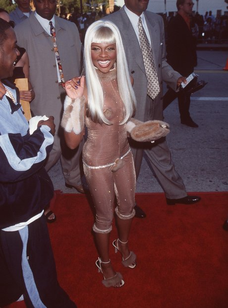 Lil Kim 'Source Hip-Hop awards' 1999