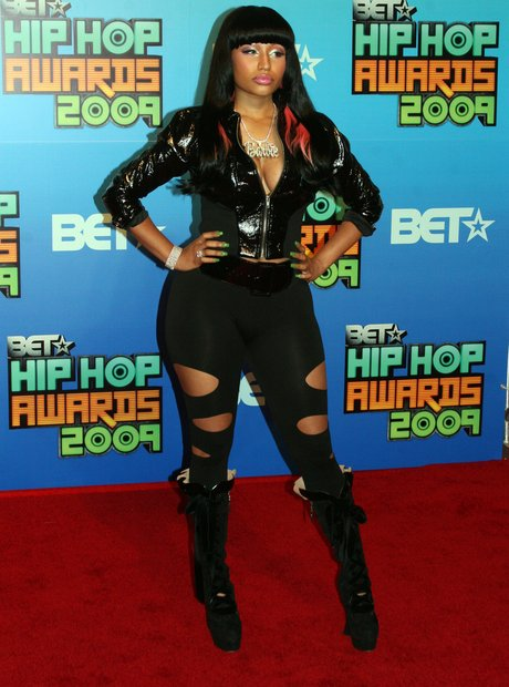 Nicki Minaj BET Hip Hop Awards '09