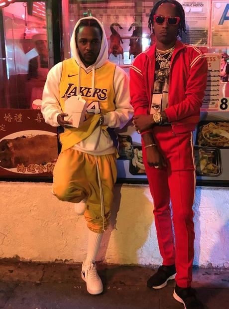 Rich The Kid Kendrick Lamar