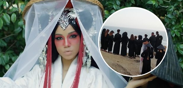 Jhené Aiko Just Held A Funeral For Her Ex In The 'Never Call