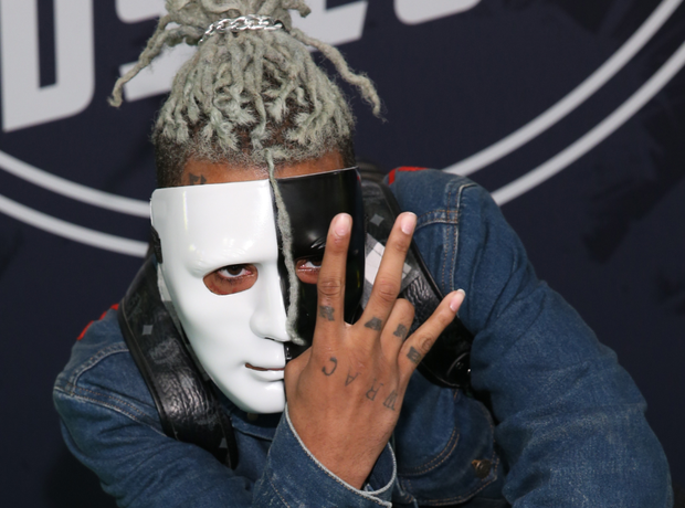 11 Facts You Need To Know About Sad Rapper Xxxtentacion Capital Xtra