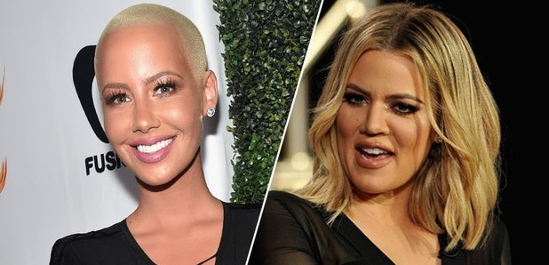 Amber Rose Divides Twitter With Message To Khloe -1901
