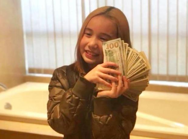 Her MONEY, rich, money, success, woman