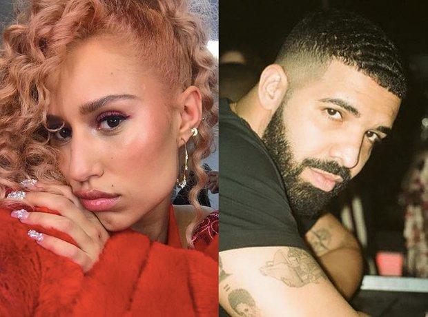 Raye x Drake