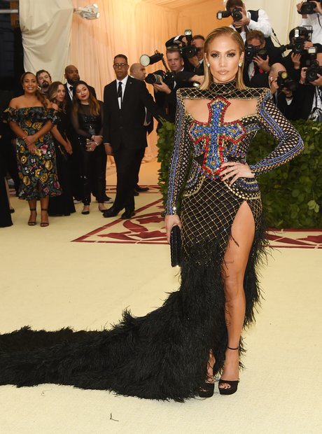 Jennifer Lopez Met Gala 2018