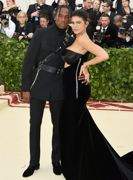 Travis Scott and Kylie Jenner Met Gala 2018