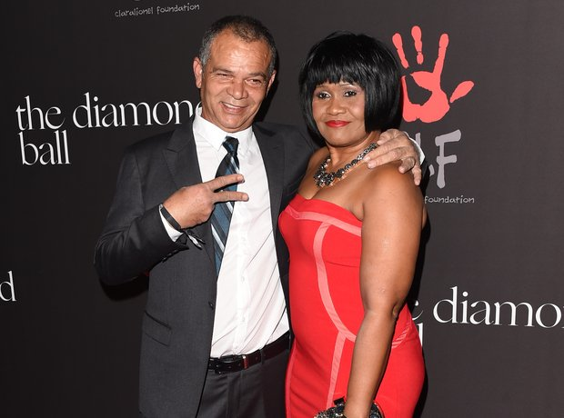 Ronald Fenty and Monica Braithwaite