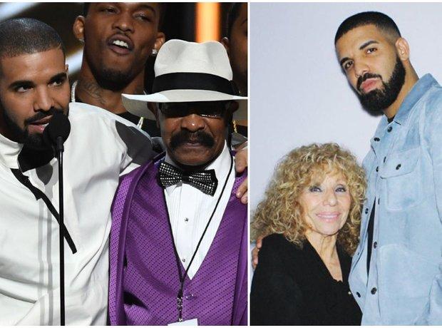 Drake's parents