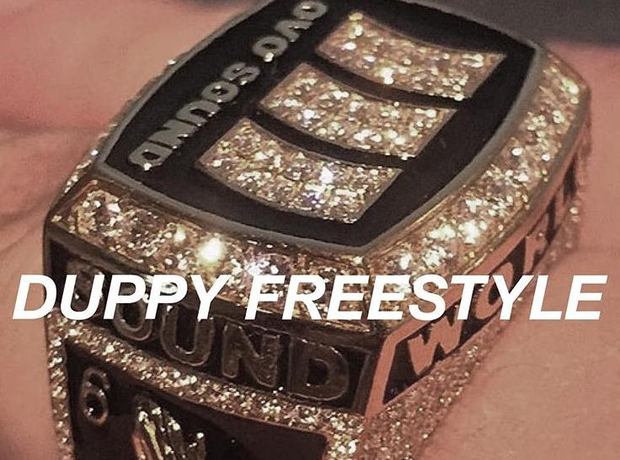Duppy Freestyle diss track cover