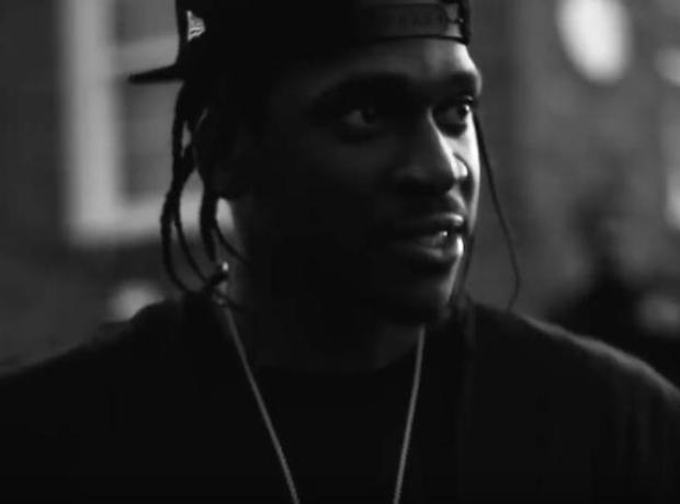 Pusha T Exodus 23:1 music video