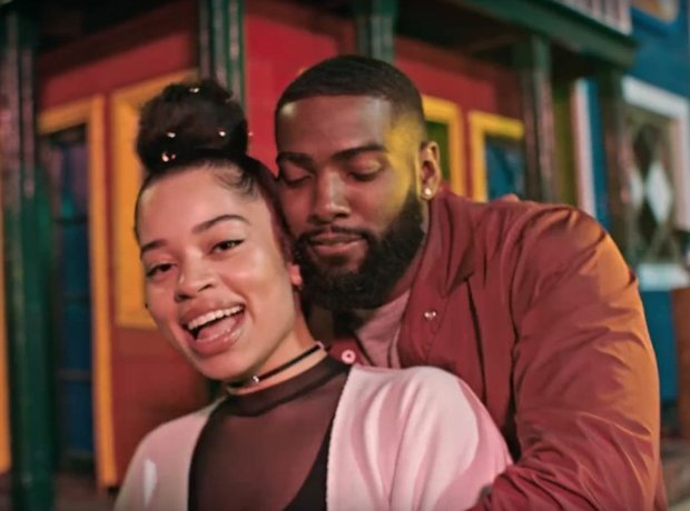 Ella Mai - 'Boo'd Up' video