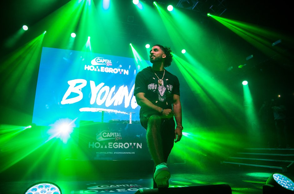 B Young Homegrown Live July 2018